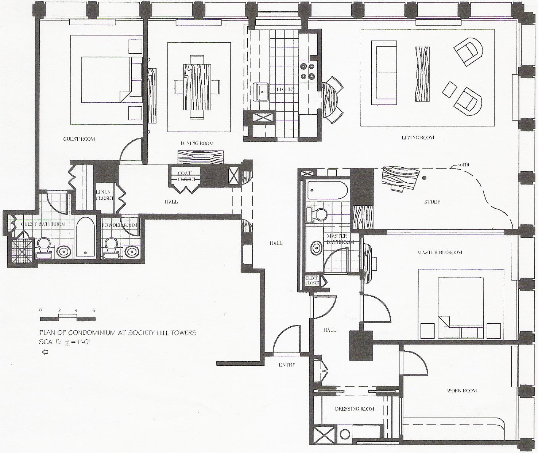 Condo soc hill for Condominium plan